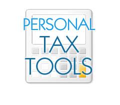 Personal Tax Tools